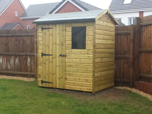 See our range of garden sheds and timber buildings gallery for Garden shed small
