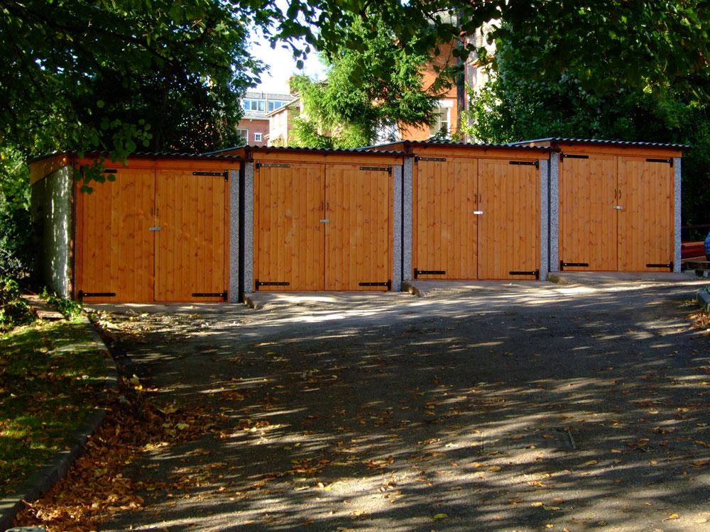 Battery Concrete Garage Range Birmingham West Midlands