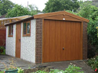 Woodthorpe Garages