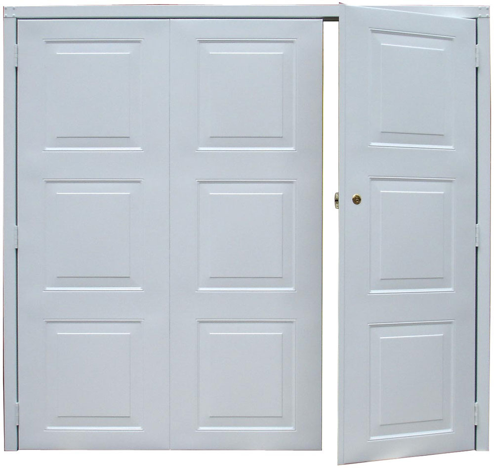 Side Hinged Doors Garage Door Range Birmingham West
