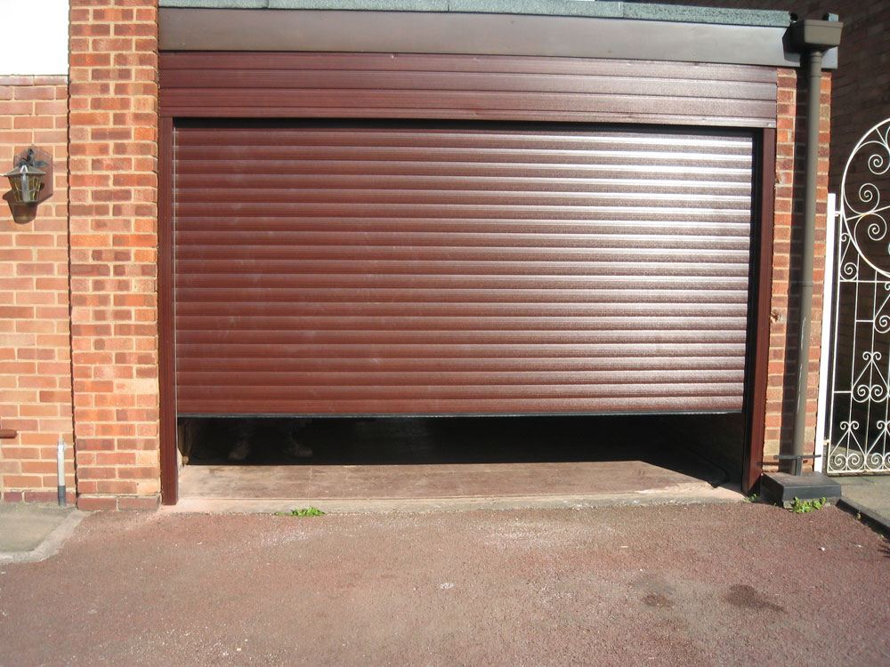 Roller Shutter Doors Garage Door Range Birmingham West