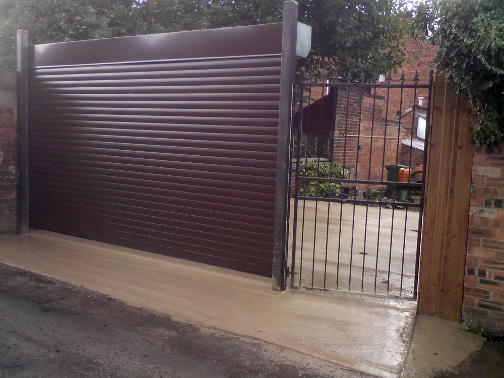 Roller Shutter Doors Garage Door Range Birmingham