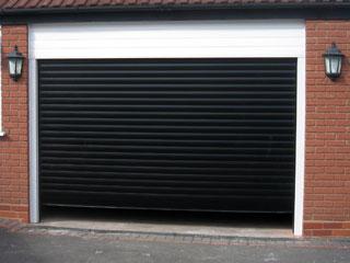 Garage Doors Roller Shutter Up And Over Side Hindged